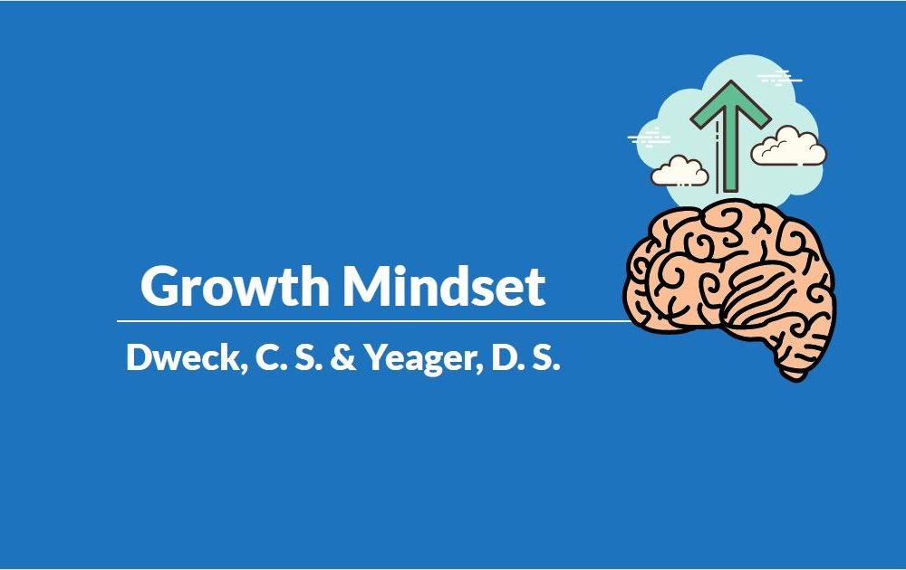 authors of growth mindset